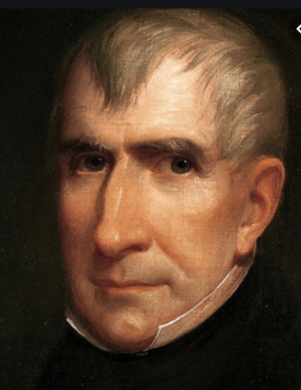 A photo of William Henry Harrison 9th President of the United States, Sr.