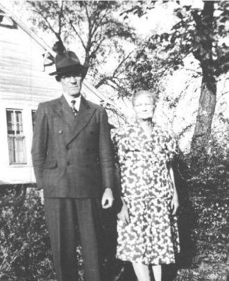 Ackie Piper Wilkerson & John Wilkerson