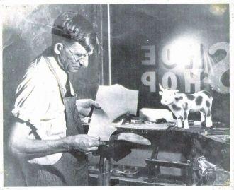 A photo of Arthur W. Johnson