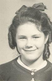 Carole Ann Nelson abt 1953