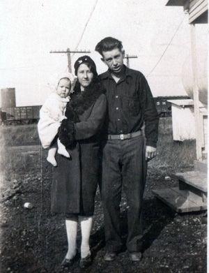 Glenard Duckworth Family 1929