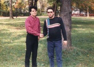 Joe Nania and Tommy Febbraro