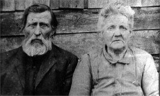 James & Phoebe (Wilcoks) Dyer, TN 1890