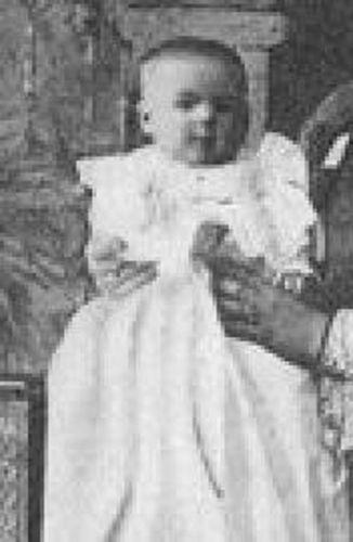 Anna Beckmann New York 1904