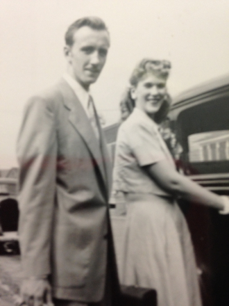 Charles and Bertha Plunkett