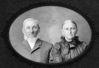 Jacob and Gertrude Kuhn