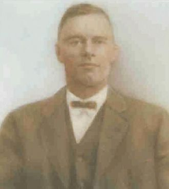 Grandad Albert Bland