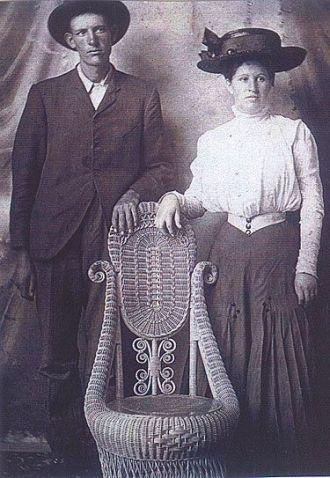 Charles Kepner & Laura Jane Butrick