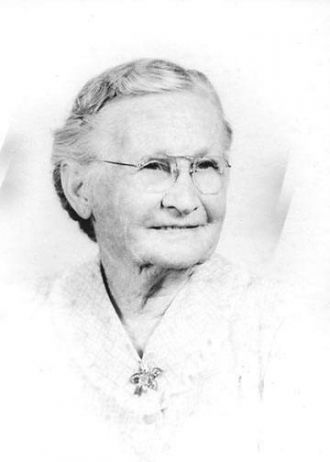Mary Olive (Fussell) Cowart