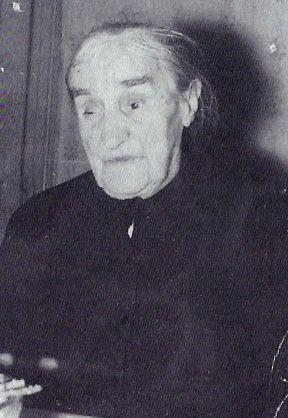 Rosina Magdalena (Kreuz) Schmitt