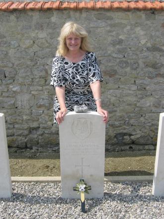 June Patricia Irvine