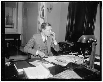 Massachusetts Senator. Washington D.C. A new and Informal...