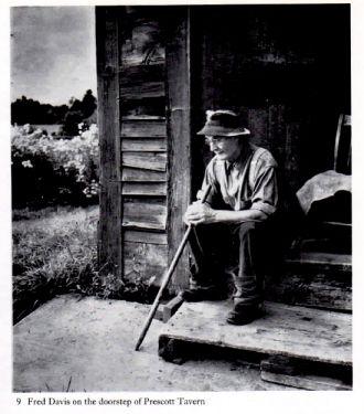 Fred Davis, Sharon New Hampshire