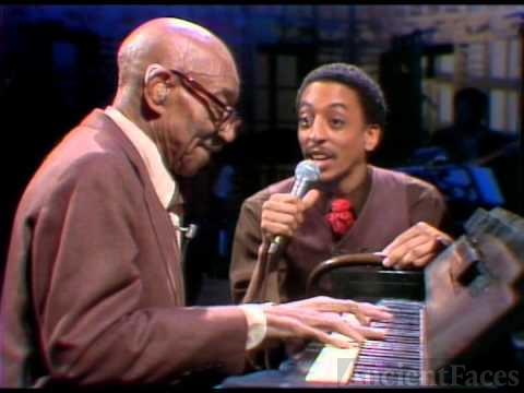 Eubie Blake and Gregory Hines