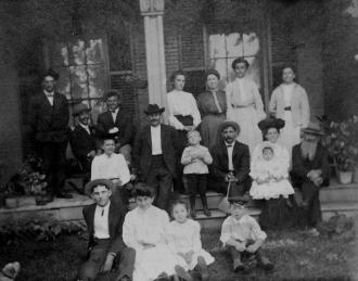 Vogt Family, 1904 NY
