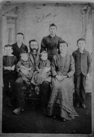 George Eli Preston Fenton Family