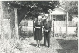 Mr. & Mrs. Winfrey Meeks