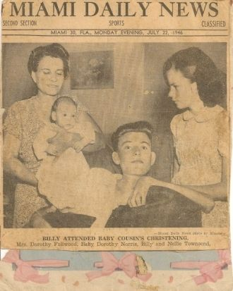 Billy & Nellie Townsend, Dorothy Norris