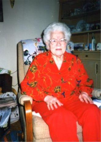 Dorothy Rosetta Herschberger