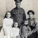 Albert Edward Fey Family