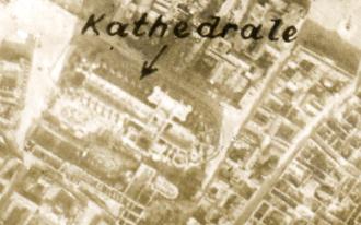 Detail - Reims, France 1914