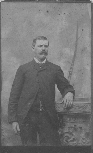 John Clinton Whiteman-Born IN, died in MO