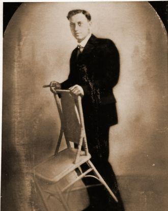 "A photo of Hugh ""Huey"" Ashworth"
