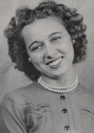 Maretta Reinke, Kansas, 1947