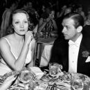 Douglas Elton Fairbanks Jr. & Marlene Dietrich