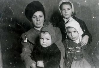 Judit Gruber Family