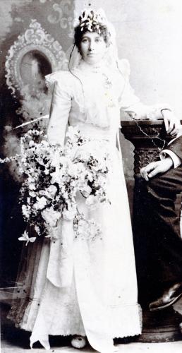 Flora Louisa McCalman