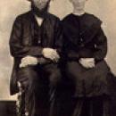 Married 1860 Michael Miller Jr.  b. 1836 Virginia d. 1922 Ohio with wife Sarah Catherine Stoner Miller b. 1840  d. 1897