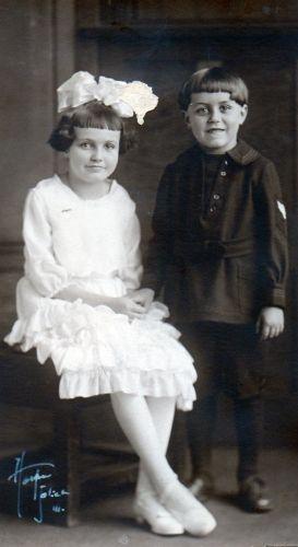 George and Mary Sweeney