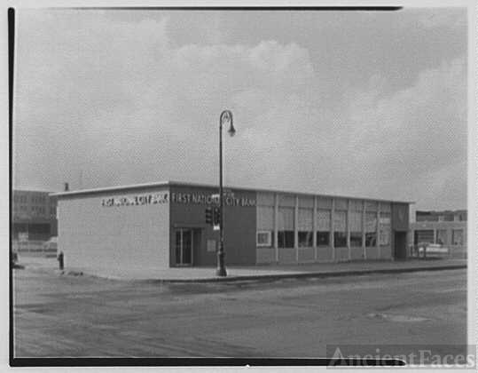 First National City Bank, Queens Blvd., Long Island City....