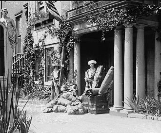 Suffragettes, 7/20/20