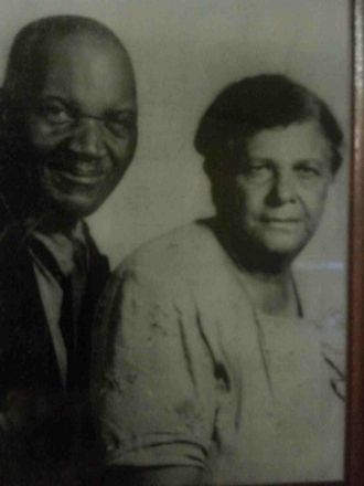 James & Willie Mae Avery