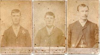 Mock, Hardy, Smith, or Brock family?