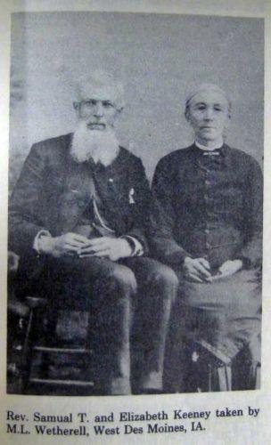 Samuel Thomas Keeney