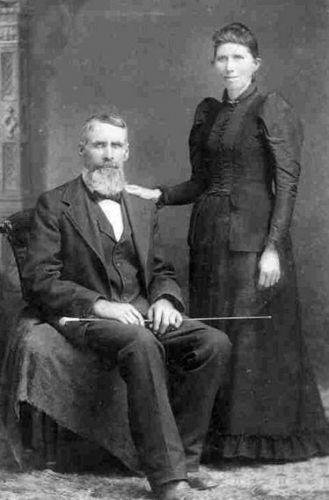 Patrick and Bridget Leonard