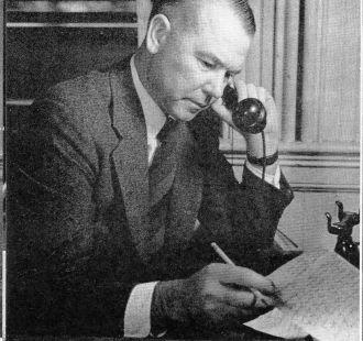 Paul Easterbrook, 1942 CA, Dean of Boys