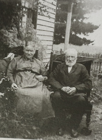Catherine and John Nolan