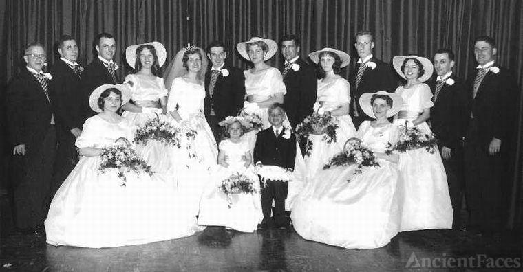 Ulrick-Lavallee Wedding