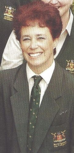 Elaine Tina Griffiths Roberts, Nottingham