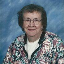 A photo of Flora Kathryn (Keener) Ketterman