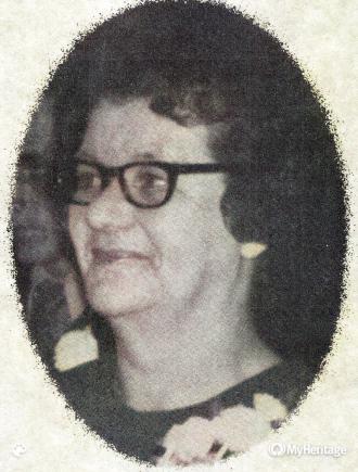 Lina Marie (Lacenaire) Cormier