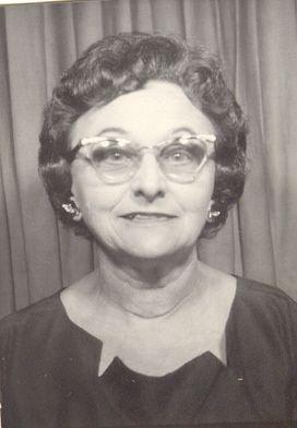 Ida Smith in 1950s
