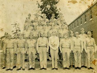 World War Two Unit, USA 1943