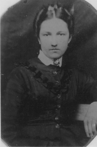 Harriet DeLaney (Woodall) Thompson