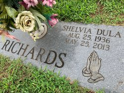 Shelvia Ann (Dula) Richards