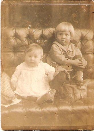 Carroll and Harold tweedy